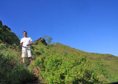 Randonnée à l'Irubelakaskoa