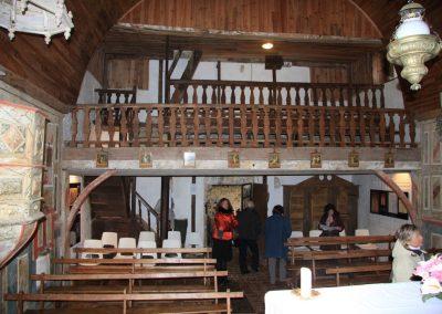 La chapelle d'Harambeltz