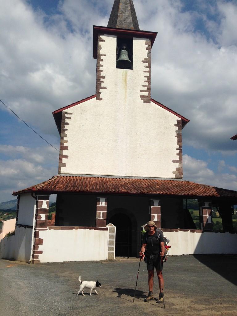 L'église de Lasse