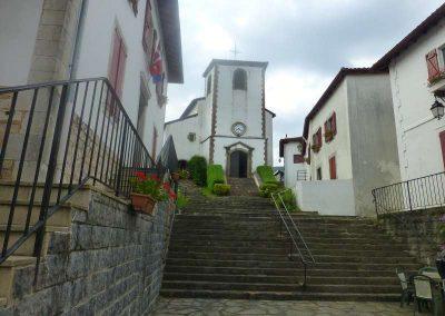 Biriatou et son église