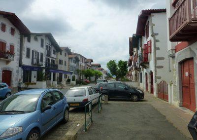 Le village d'Ainhoa