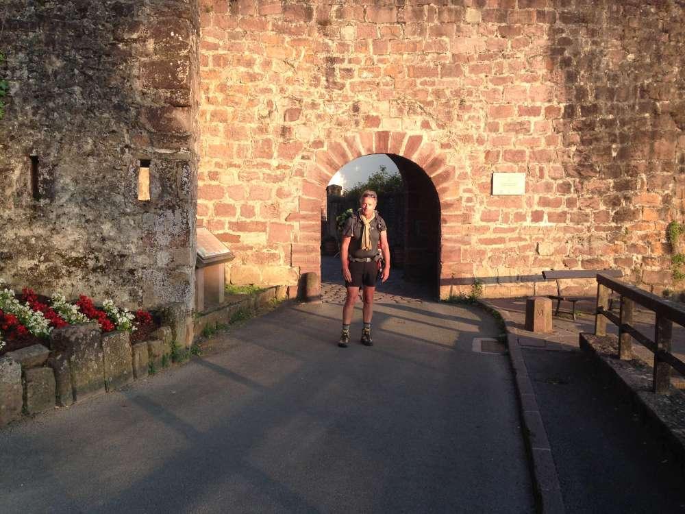 Porte St Jacques