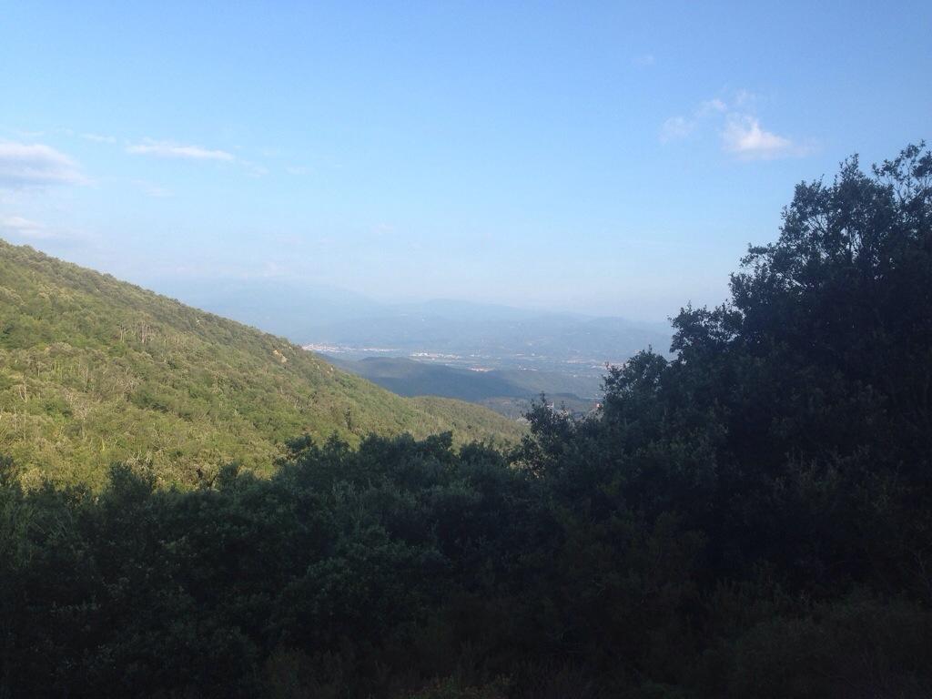 GR 10 - Descente vers Banyuls