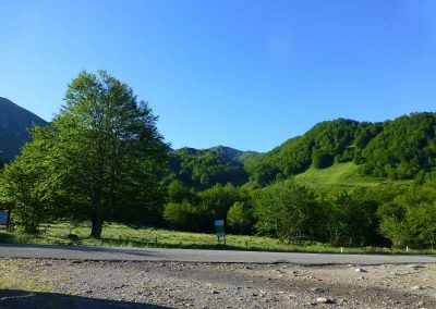 Plateau de Coumebière